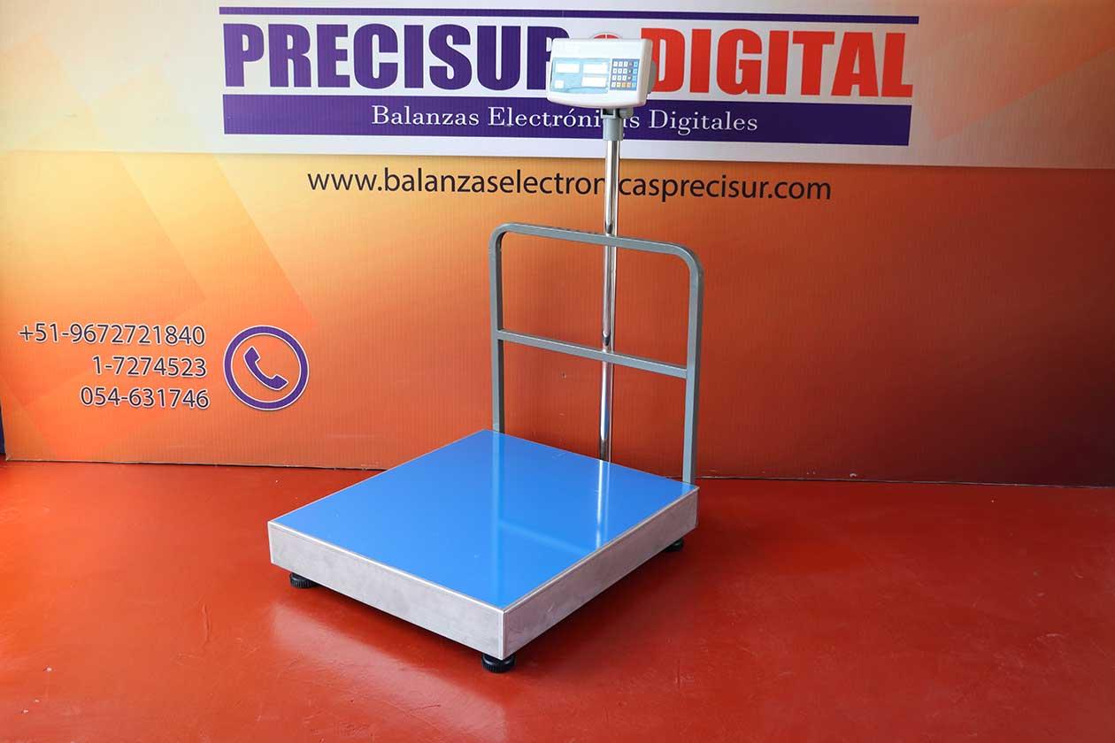 Balanza Electrónica de Plataforma Sukuri de 600 kg