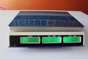 Balanza e-Accura PA2 de 30 kg