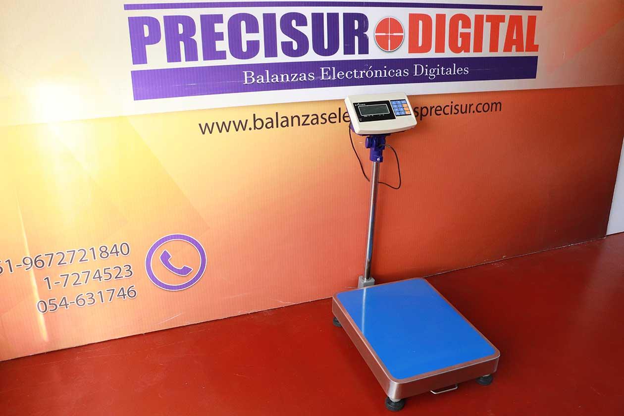 Balanza Electrónica de Plataforma e-Accura Sb-53 de 300 kg