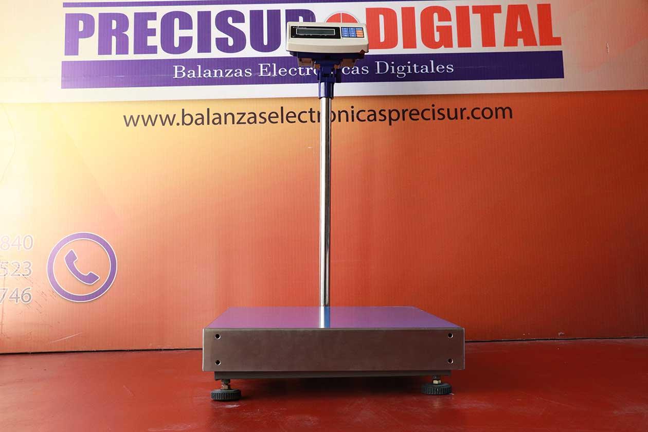 Balanza Electrónica de Plataforma e-Accura Sb-53 de 500 kg