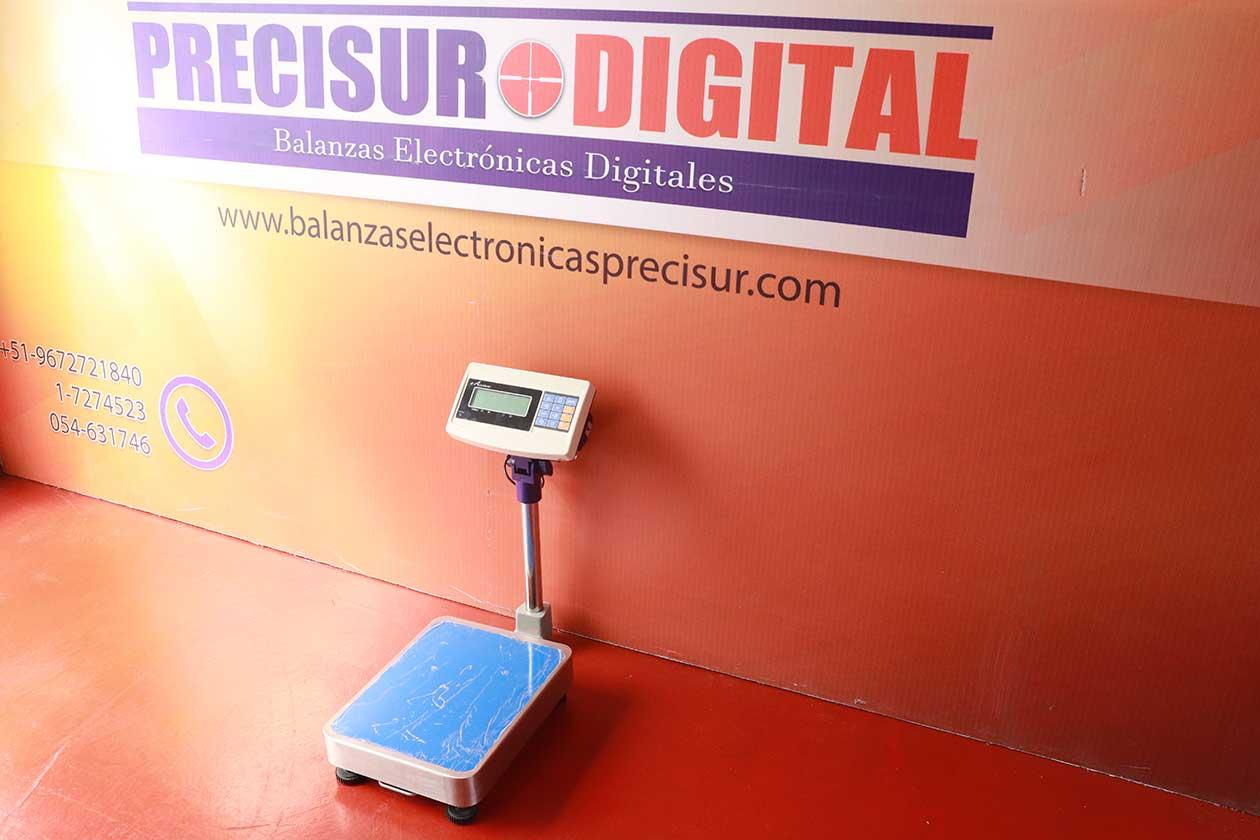 Balanza Electrónica de Plataforma e-Accura Sb-53 de 60 kg
