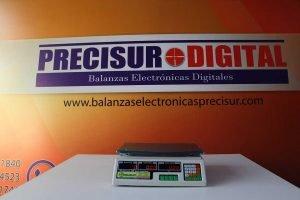 Balanza ACS LED de 30 kg