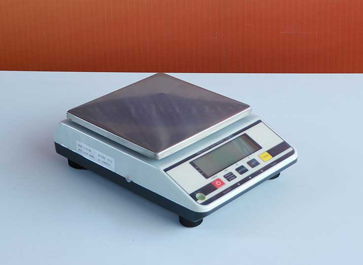 Balanza Gramera Digital Acu LS-10B de 10 Kg
