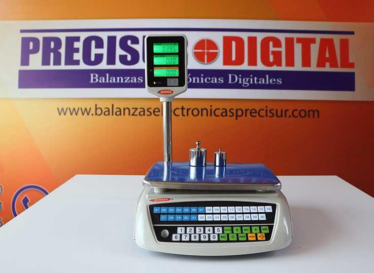 Balanza Acu TGE de 30 kg