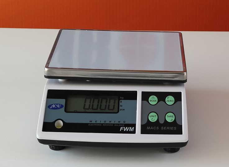 Balanza Gramera Digital ACU FWN de 30 KG