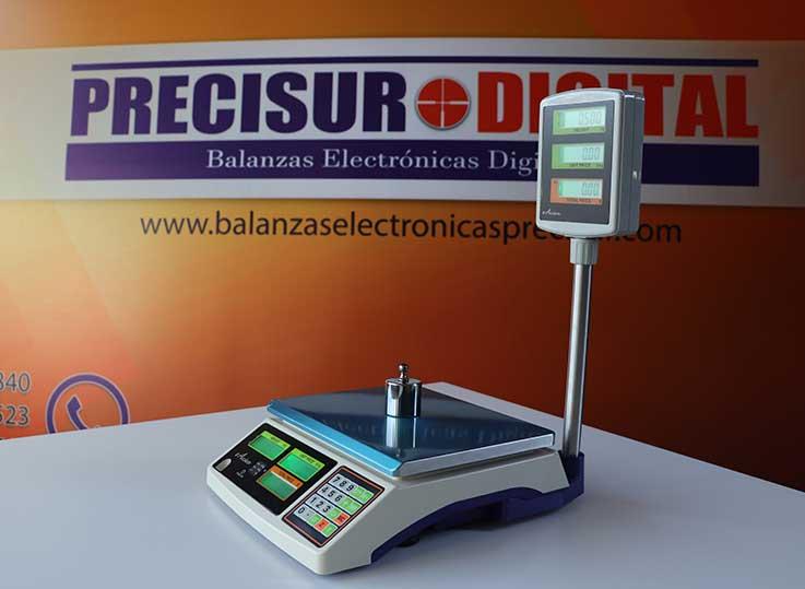 Balanza e-Accura SAP-110 de 30 kg