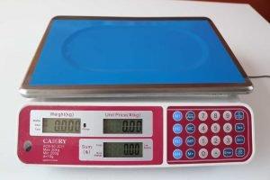Balanza Camry de JC11 de 30 kg
