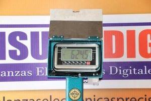 Balanza Electromecánica T-Scale BWS de 500 kg