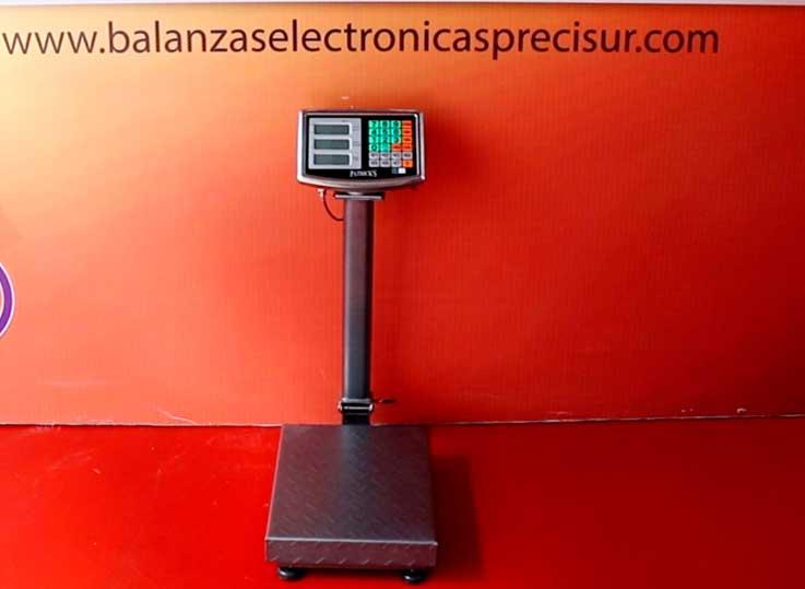 Balanza Electrónica de Plataforma Patrick's de 150 kg