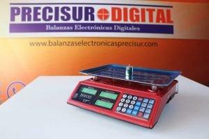 Balanza Patrick's ACS-769T de 30 kg