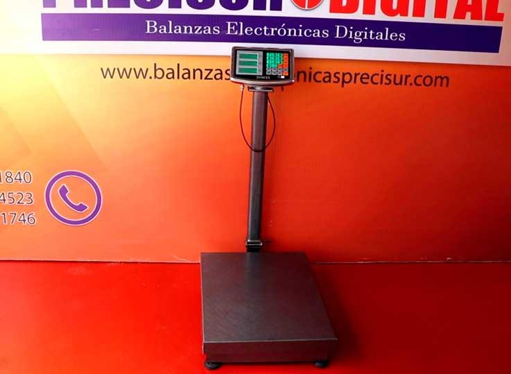 Balanza Electrónica de Plataforma Patrick's de 300 kg