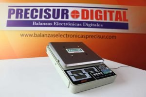 Balanza Kambor QUA de maletín de 60 kg