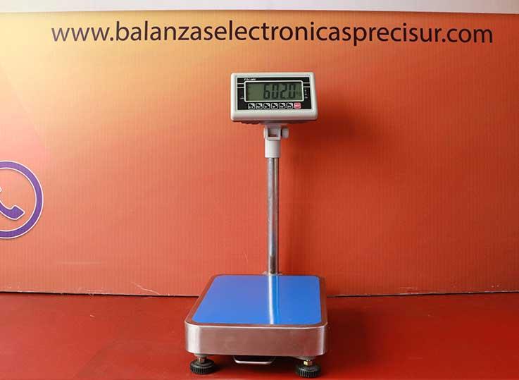 Balanza Electrónica de Plataforma Tscale bw de 150 kg