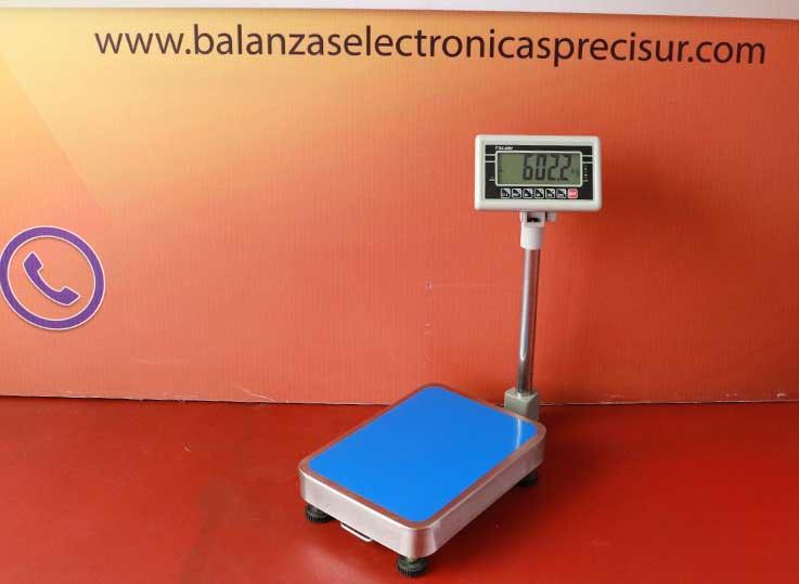 Balanza Electrónica de Plataforma Tscale BW de 60 kg