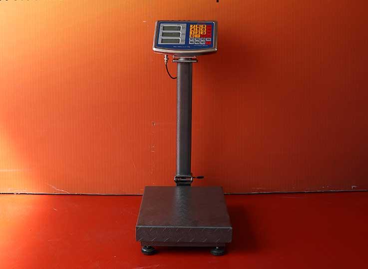 Balanza Electrónica de Plataforma Valtox de 150 kg