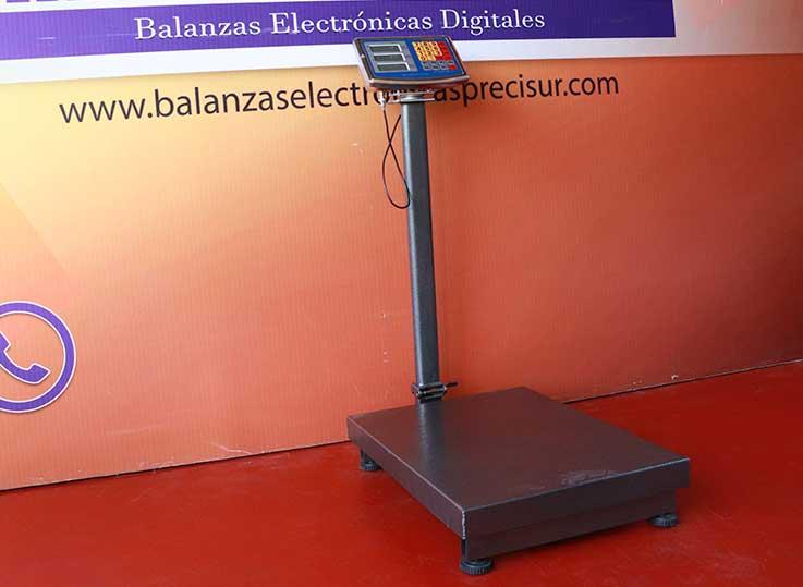 Balanza Electrónica de Plataforma Valtox de 300 kg