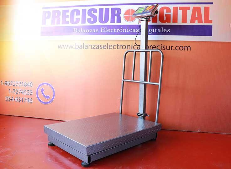 Balanza Electrónica de Plataforma Valtox de 600 kg