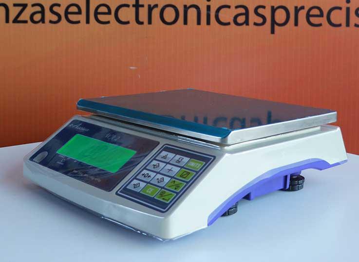 Balanza Gramera Digital e-Accura Wa2 de 30 kg