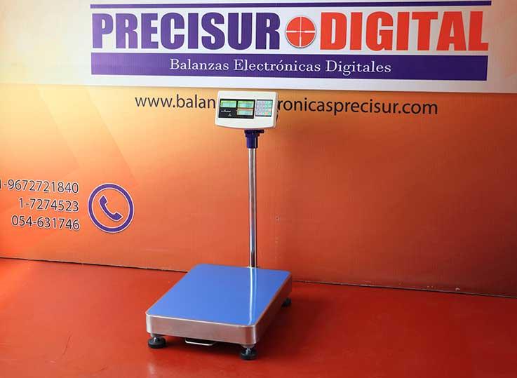Balanza Electrónica de Plataforma e-Accura Sb-51 de 300 kg