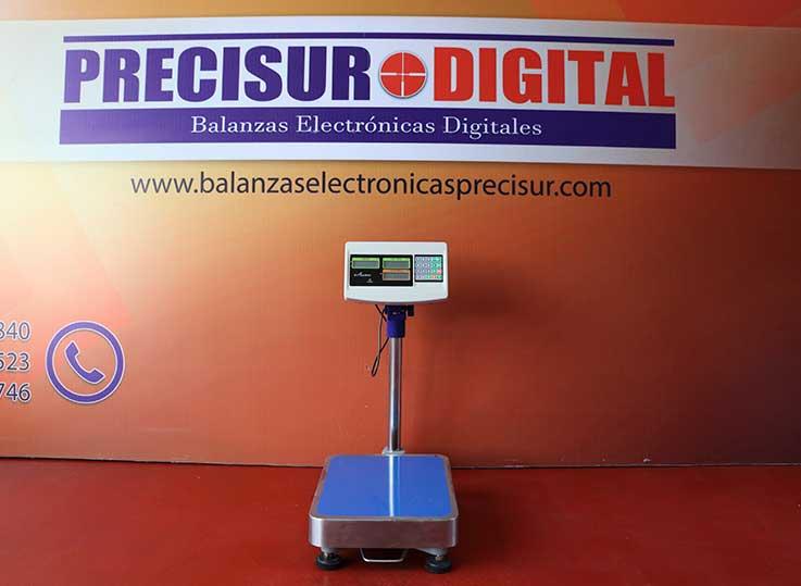 Balanza Electrónica de Plataforma e-Accura Sb-51 de 60 kg