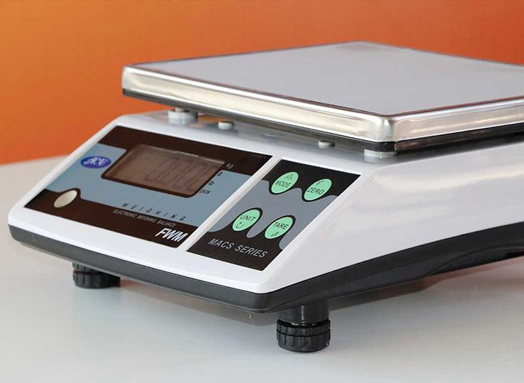 Balanza Digital Cuenta Piezas Acu FWN de 30 kg