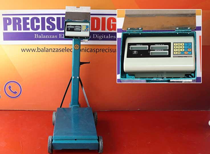 Balanza Electromecánica Excell lap de 500 kg