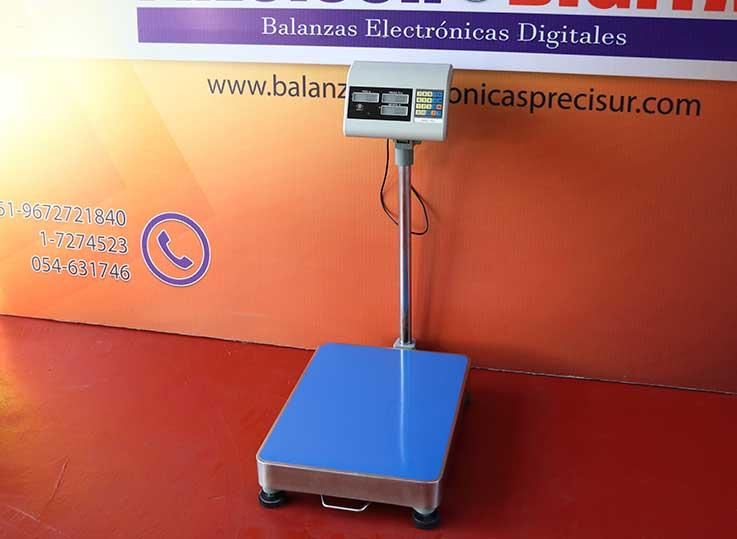 Balanza Electrónica de Plataforma Excell Lap de 150 kg