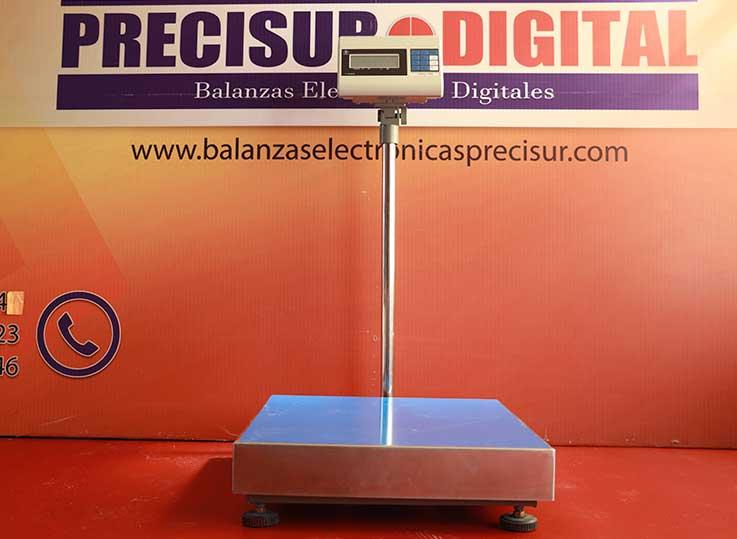 Balanza Electrónica de Plataforma Excell LAP de 500 kg