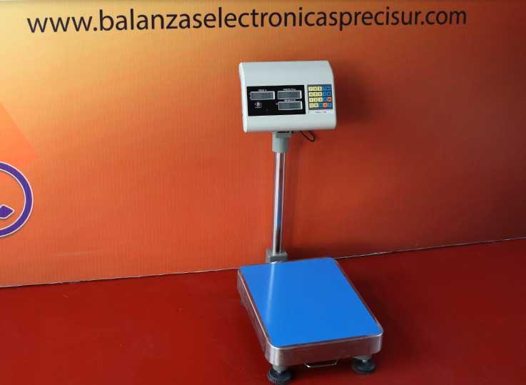 Balanza Electrónica de Plataforma e-Excell LAP de 60 kg