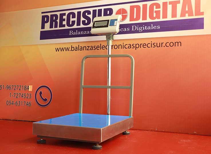Balanza Electrónica de Plataforma Excell LAP de 600 kg