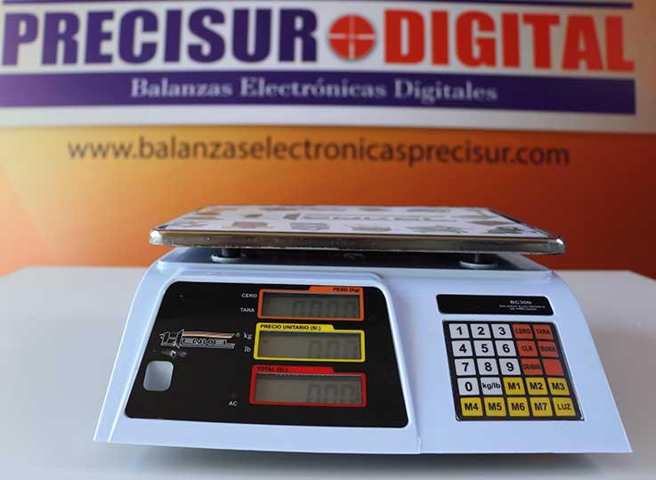 Balanza Gramera Digital Henkel Bc-30n de 30 kg