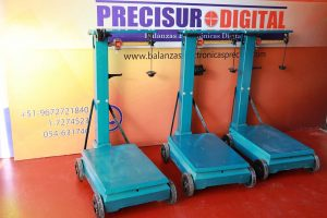 Balanza Mecánica Precisur de 500 Kg
