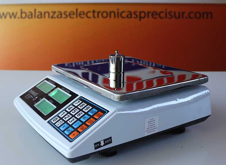 Balanza Gramera Digital Patrick's acs3 de 30 kg