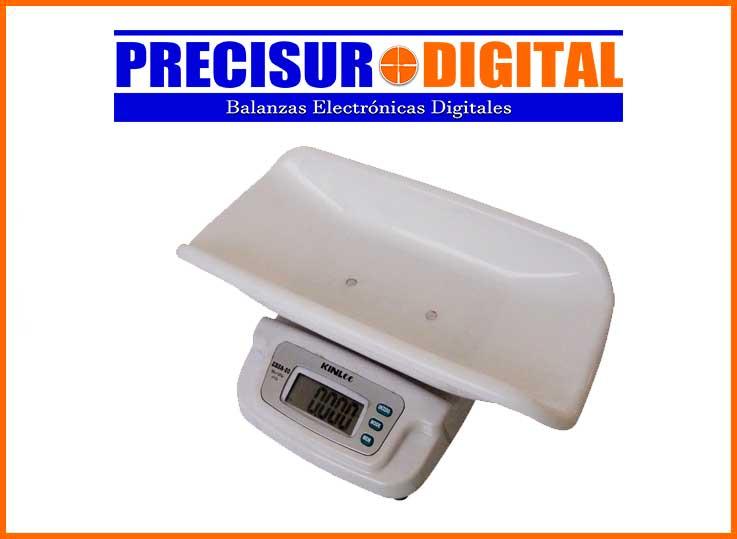 Balanza Digital Pediátrica Kinlee de 20 Kg