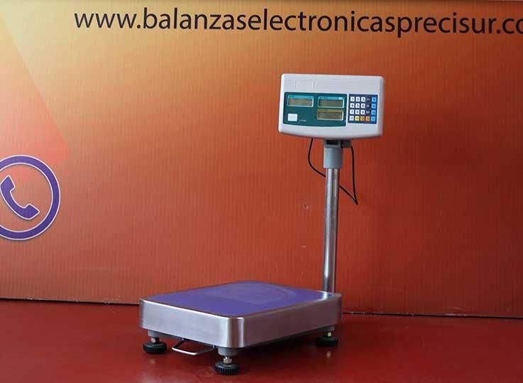 Balanza Electrónica de Plataforma Sukuri de 60 kg