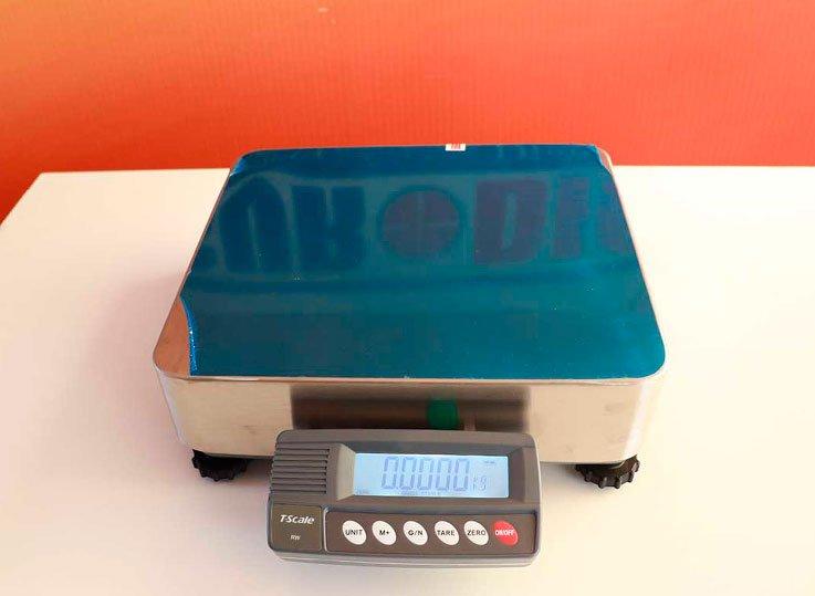 Balanza de Precisión T-Scale PRW de 30 y 60 kg