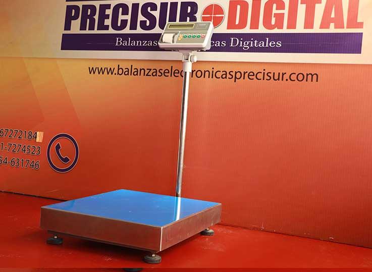 Balanza de Plataforma Etiquetadora T-Scale T2200p de 500 kg