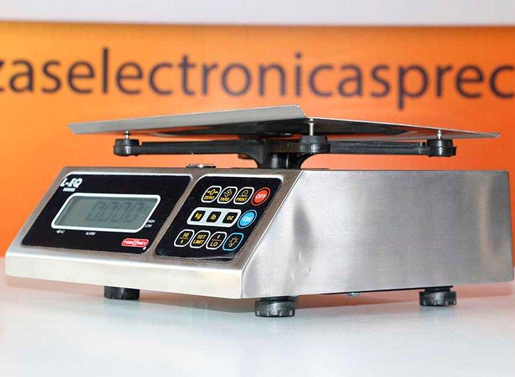 Balanza Gramera Digital Torrey LEQ de 5 Kg