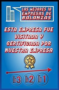 Las Mejores 10 Empresas de Balanzas